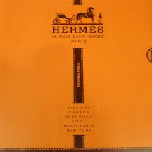 Original Packaging for Les Poulains HERMES